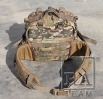 Mad Dog bag, сумка задняя модульная -